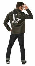 Rubies T Birds Grease 50s Rockabilly Jacket Adult Mens Halloween Costume... - $41.99