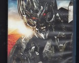 Transformers: Revenge of the Fallen (Blu-ray Disc, 2009, 2-Disc Set) free shippi