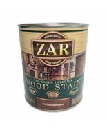 ZAR Oil-Based Interior Wood Stain 118 Dark Mahogany 1 Quart Qt Discontinued - $57.99