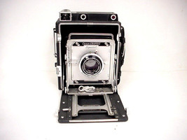 Vintage Crown Graphic Special Folding Camera - $1,485.00