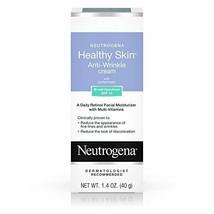 Neutrogena Healthy Skin Anti-Wrinkle Cream with Retinol & SPF 15 Sunscreen, Oil- - $11.29