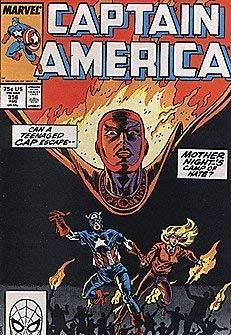 Captain America (1968 series) #356 [Comic] [Jan 01, 1968] Marvel