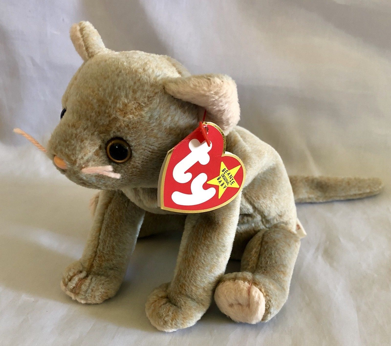 4525cf436c7 Scat the Cat - Ty Beanie Baby - MWMT - and 23 similar items