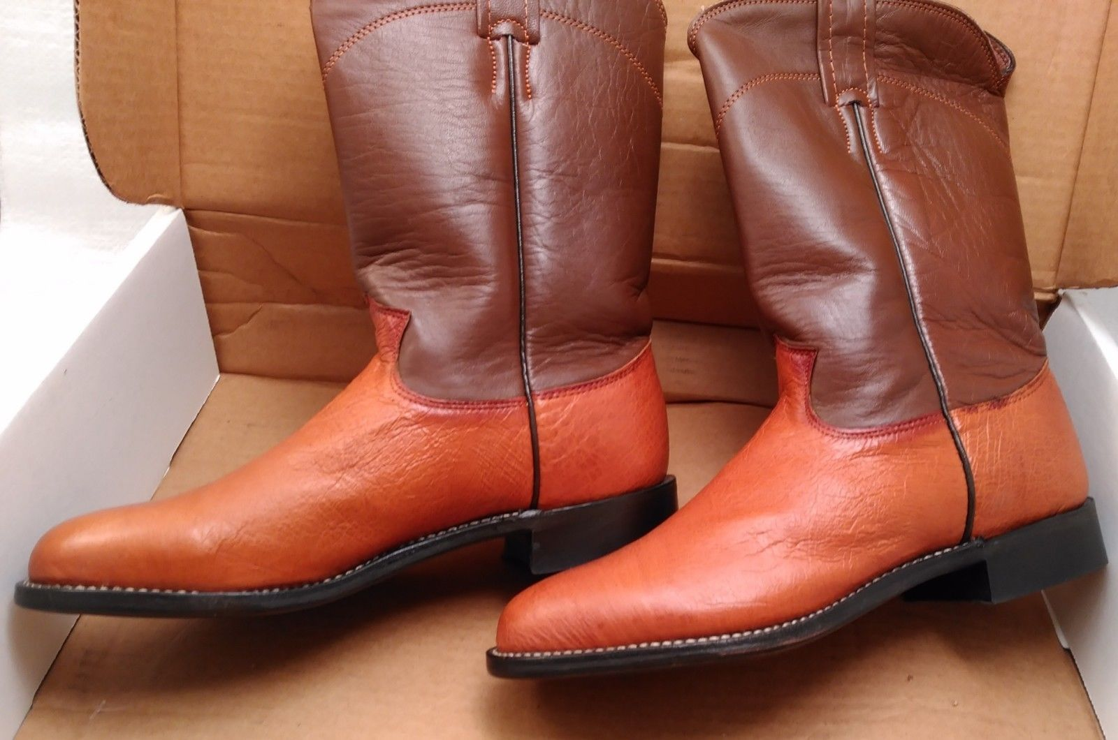 Larry Mahan Men's boots size 6B