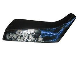 Honda ATC 350X Seat Cover Blue Lightning - $89.99