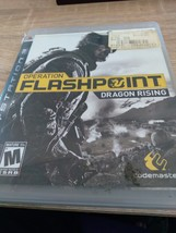 Sony PS3 Operation Flashpoint: Dragon Rising image 1