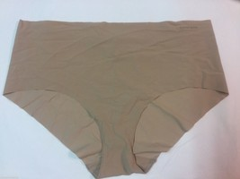 Calvin Klein Women's Beige Naked Hipster Panty Large L F2637-G76 - $15.00