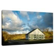 An item in the Art category: Aging Barn in the Morning Sun Fine Art Canvas & Unframed Wall Art Prints