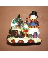 "Christmas Waterglobe Figure  5""x4""x4"" - $2.64"