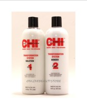 CHI Transformation Solution - Formula A For Virgin/Resistant Hair 16 oz ... - $69.99+