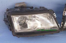 97-99 Audi A8 Quattro HID Xenon Headlight Head Lights Set LH&RH image 3