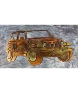 Jeep Metal Wall Art Decor - $19.79