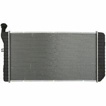 RADIATOR GM3010129, CUC1034 FITS 88 89 90 91  PONTIAC GRAND PRIX 3.1/V6 image 3
