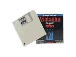 Verbatim 3.5In Dd 1.0MB Pre-Fmt IBM 10-Pack (Discontinued by Manufacturer) - $24.99