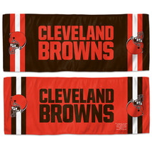 Cleveland Browns Cooling Towel 12x30**Free Shipping** - $26.80