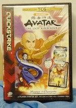 2005 Avatar Trading Card Game Set The Last Airbender NICKELODEON QUICK... - $25.51