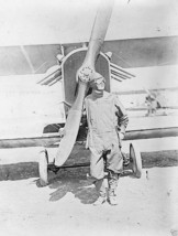 American Pilot US Army Warplane Propeller France 1918 8x10 World War I WW1 Photo - $6.16