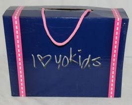 I Love Yo Kids AVA 78K Girls Fringe Boot Rust Silver Studded Size 11 image 8