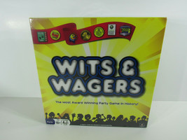 Wits and Wagers Deluxe Edition Party Game Board Game - $23.75