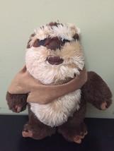 Disney Parks Star Wars Wicket Ewok Small Plush Free Shipping - $19.79