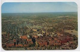 Kodak Park Works Panorama Rochester New York postcard - $6.44