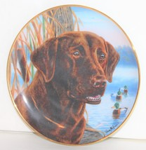 Collector Plate 'Ready For Action' from The Franklin Mint by Randy McGovern - $6.99