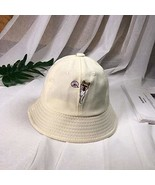 Beige Fisherman Hat Summer Outdoor Fashion Sun UV Protection Straw Cap f... - $15.84