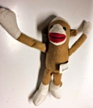 "Oriental Trading 8"" Brown Monkey Plush - $4.99"
