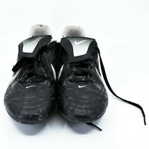 Nike Boy's Youth Kids Phantom Black & Gray Soccer Cleats Size 6Y image 2