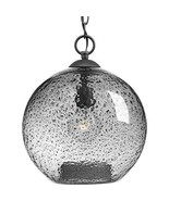 Progress Lighting P500063-143 Malbec One-Light Pendant, Black - $169.20