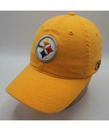 Pittsburgh Steelers Calcio Cappello Reebok Flexfit OS - $29.68