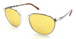 Burberry Sunglasses BE 4273 3740/85 52-21-145 Matte Transparent / Yellow - $118.19