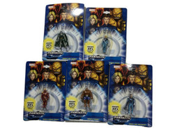 """2005 2"""" Buy-Rite Growing Action Figure Marvel Fantastic 4 Lot Of 5 Chara... - $23.35"""
