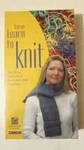 Caron Learn to Knit - The Official Starter Kit of the Knitting Guild of America