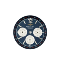 Breitling Hercules A3936310/C591 36 mm Blue Dial for 44 mm Men's Watch - $249.00