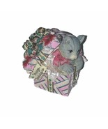 "San Francisco Music Box Company Ellen Kamysz Cat Ornament 3"" Tall - $4.95"