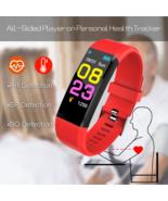 Smart Watch Men Women Heart Rate Monitor Blood Pressure Fitness Tracker - $31.17
