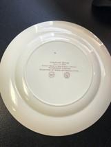 """Vintage Pink Wedgwood  of Etruria """"Scribner House"""" Dinner Plate 10-1/2"""" image 2"""