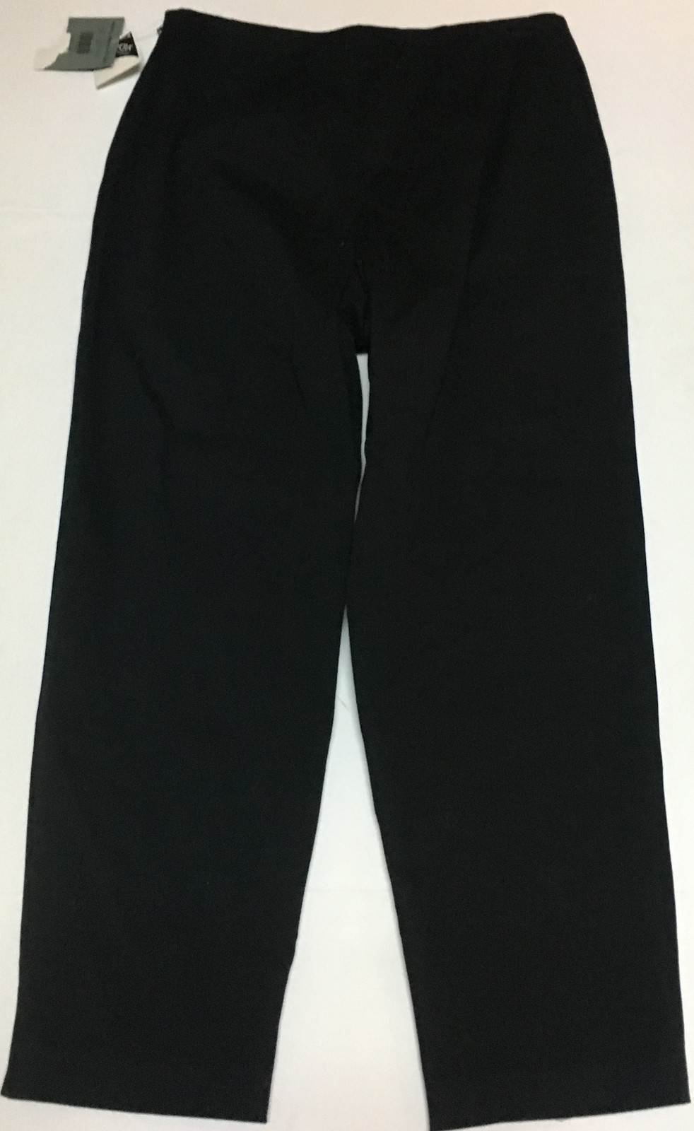 Marsh Landing Lycra Black Stretch Pants Sz 12P