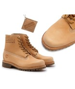 "TIMBERLAND MENS LIMITED RELEASE PREMIUM 6"" BARE NAKED BOOT NATURAL HORWE... - $89.39"