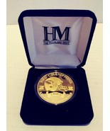 Arizona Cardinals 2008 NFC CHAMPIONS 24K Goldplated Coin The Highland Mi... - $59.99