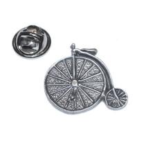 Penny Farthing Bike Cycle  pin badge lapel Badge / tie pin, Lapel Pin Badge, box