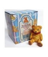 Enesco Peter Bear With Scarf Centimental Teddy Bear Figurine By Peter Fagan #116 - $13.49