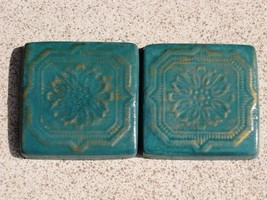 "Victorian 5""x5"" Tile Molds (12) Make Hundreds of Cement Plaster Floor Wall Tiles image 2"