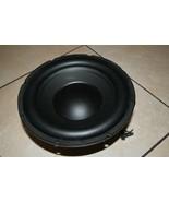 "Martin Logan Dynamo 700W 10"" 600w Subwoofer Speaker Working Pull DYN700W... - $166.47"