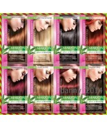 Marion Hair Color Shampoo in Sachet - Lasting 4-8 Washes no ammonia Fast... - $2.66