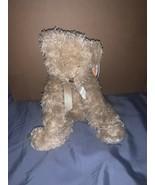 Mary Meyer Marymeyer Shaggy Teddy Bear Stuffed Animal NWT - $24.74