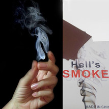 3 Pcs/set Magic Trick Smokes Surprise Prank Joke Mystical Fun Magic Smok... - $17.79