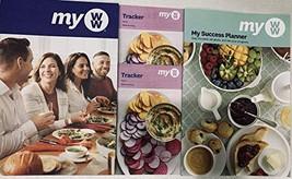 My WW 2020 - New Food Plans - Green, Blue, Purple - Guide Set (4 Books) - $19.55