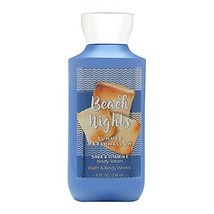 Bath & Body Works Beach Nights Summer Marshmallow Body Lotion, 8 Ounce - $11.18